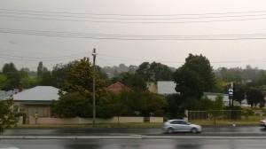 rain in Bathurst