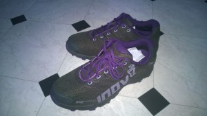 Gortex waterproof trail running shoes from Innov8